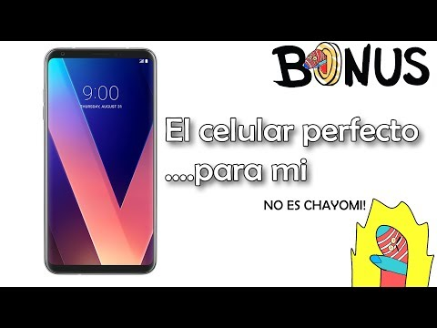 LG V30 : Análisis real... otra vez. El celular perfecto, para mi. México!