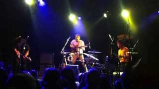 Good- The Dodos @ El Rey Theater Oct. 15 2013