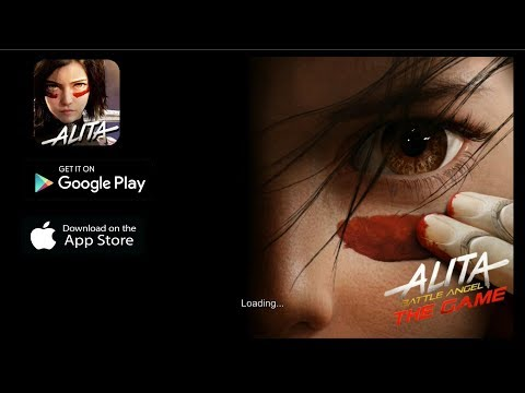 Gameplay Alita Battle Angel - The Game Android | IOS Free New Game