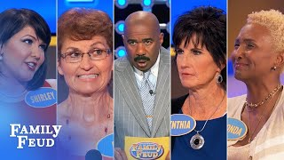 Family Feud's BEST BLOOPERS And EPIC FAILS!!! | Part 8