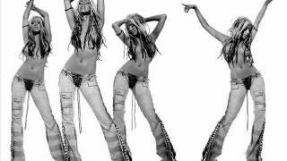 Christina Aguilera Dirrty INSTRUMENTAL