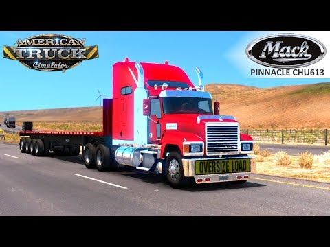 Mack Pinnacle CHU613 by Frank Peru 1 33 x - Modhub us