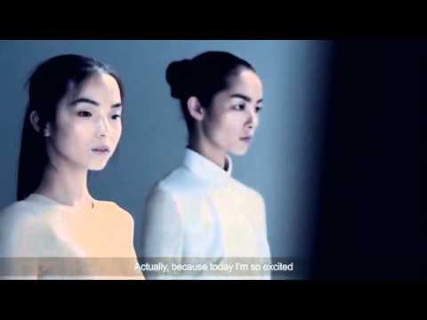 Lane Crawford: Chinese Models