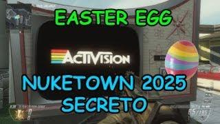 El Secreto De Nuketown 2025 *Easter Egg* Minijuego De Activision