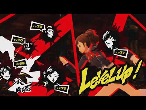 Persona 5 - The Holy Grail Persona