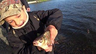 Рыбалка в окрестностях н-тагила