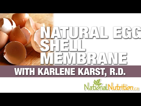 Professional Supplement Review - Natural Eggshell Membrane
