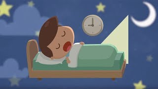 How to help your child get a good sleep