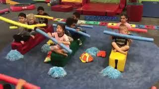 Preschool Prep At My Gym