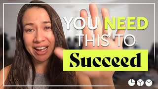 How to Make Your One Year Success Plan
