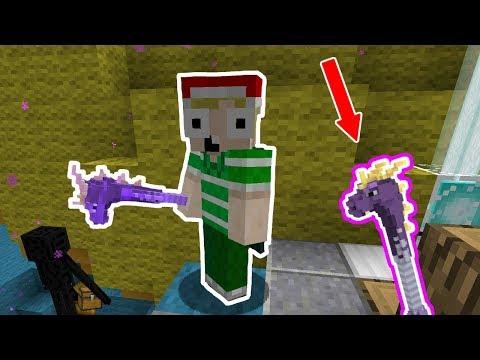 Dansk Minecraft - Luckyblock Island #03: DRAGE STAVEN!!