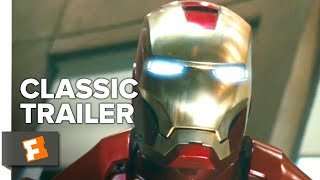 Iron Man (2008) Trailer #1 | Movieclips Classic Trailers