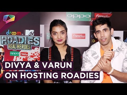 Divya Agarwal And Varun Sood On Their Roadies Real