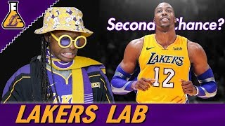 KOBE FAN REACTS TO DWIGHT HOWARD RUMORS! SECOND CHANCE WITH LAKERS?