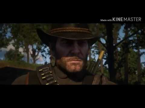 Red dead redemption: Hurt by nine inch nails (Arthur's last ride)