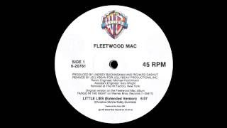 Fleetwood Mac    Little Lies (Extended Version)