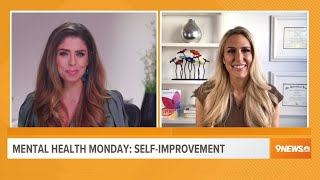 Why Self-Improvement is Important – Heather Hans 9NEWS Denver