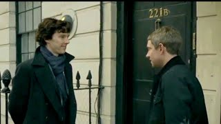 Sherlock Shows John His Apartment   A Study In Pink