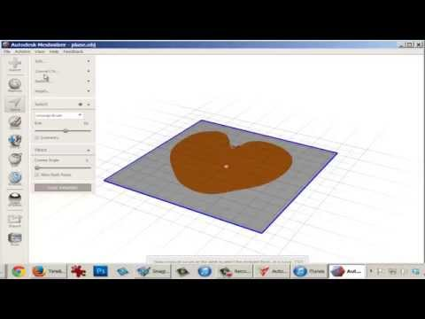 Autodesk 123D Meshmixer Tutorial: Custom Stamp – Drafting ... | 480 x 360 jpeg 14kB