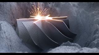 Neue Fertigungsverfahren im Pulverbett: Generative Fertigung durch selektives Laserschmelzen
