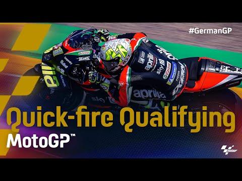 MotoGP 2021 カタルニアGP 予選タイムアタックのハイライト動画