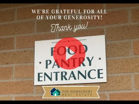 2019 St. Peter's Food Pantry Drive