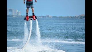 Fly-board - Maldives