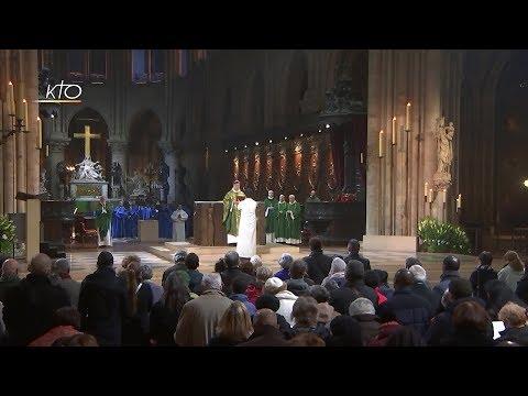 Messe du 14 janvier 2018
