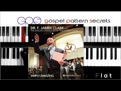 Take It To The Lord In Prayer - Dr. F. James Clark(Piano)