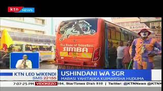 Ushindani wa SGR: Mabasi yabuni njia mbadala ya kuvutia wateja