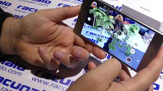 Sony Xperia XZ1 - video recenzija (27.11.2017)