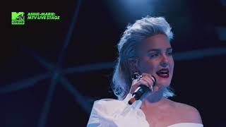 ANNE-MARIE - Used To Love You  MTV LIVE STAGE 2017