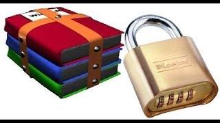 Como Desbloquear Archivos RAR Con Contraseña