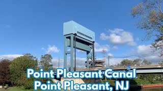 Point Pleasant Canal in Point Pleasant, NJ