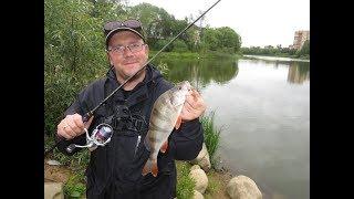 Рыбалка на спиннинг в Балашихе. Pontoon21 Grace Sonda