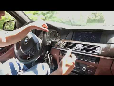 BMW 535i F10 MHD TUNE!! AGGRESSIVE BURBLE EXHAUST( my ak47