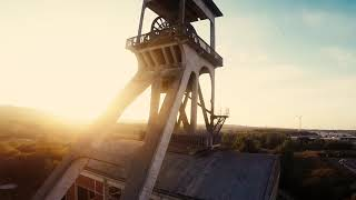 The Mining Towers - Connecterra Maasmechelen: Through the eyes of an FPV drone pilot.