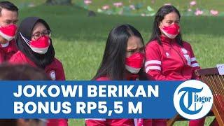 Jokowi Berikan Bonus Kemenangan kepada Atlet Paralimpiade Tokyo 2020, Peraih Emas Dapat Rp5,5 Miliar