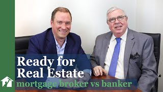 Mortgage Broker vs. Mortgage Banker - What's the Difference?