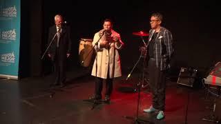 Kongas Orquesta en homenajes a orquestas distritales de Salsa al Parque 20 Años