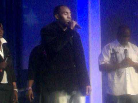 Elder M.L.Hardy Jr. singing his song Reign featuring soloist: James Venable