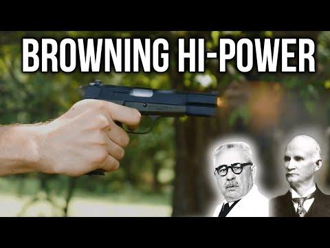 CYTAC CY-BHI pisztolytáska Browning Hi-Power pisztolyokhoz