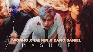 WONHO, TAEMIN, KANG DANIEL — OPEN MIND / CRIMINAL / WHO U ARE (MASHUP)