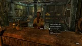 Skyrim Mods - AnnaNPCs - The Grey Gull Tavern
