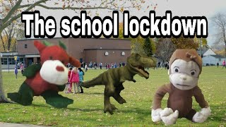 The school lockdown