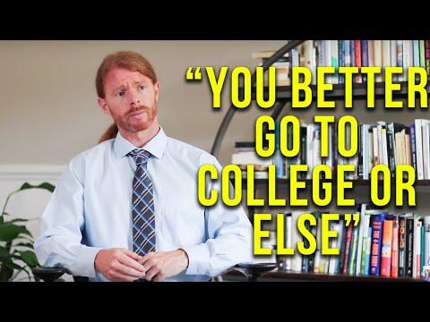 Higher Education - Ultra Spiritual Life episode 58
