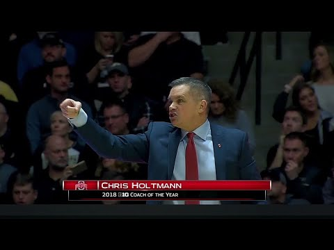 Chris Holtmann - 2018 Coach of the Year Interview
