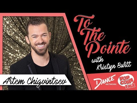 Artem Chigvintsev Talks About Having Only One Season of 'DWTS' This Year - To The Pointe