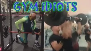 Gym Idiots - Bizarre Anderson Silva Workout, a Near-Death Overhead Press, and More