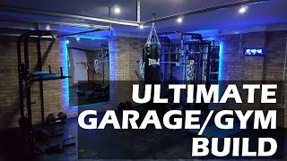 Ultimate Garage Gym Build - Home Gym For Under £4k